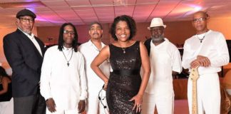 On Derby night, May 6, from 8 p.m. to midnight, NightBreeze will play in the University Ballroom to raise money for the new Gloria Jean Churchill Scholarship.