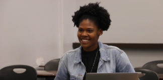 Lexington native Keionna Bailey is a junior Communication major with minors in marketing and Spanish.